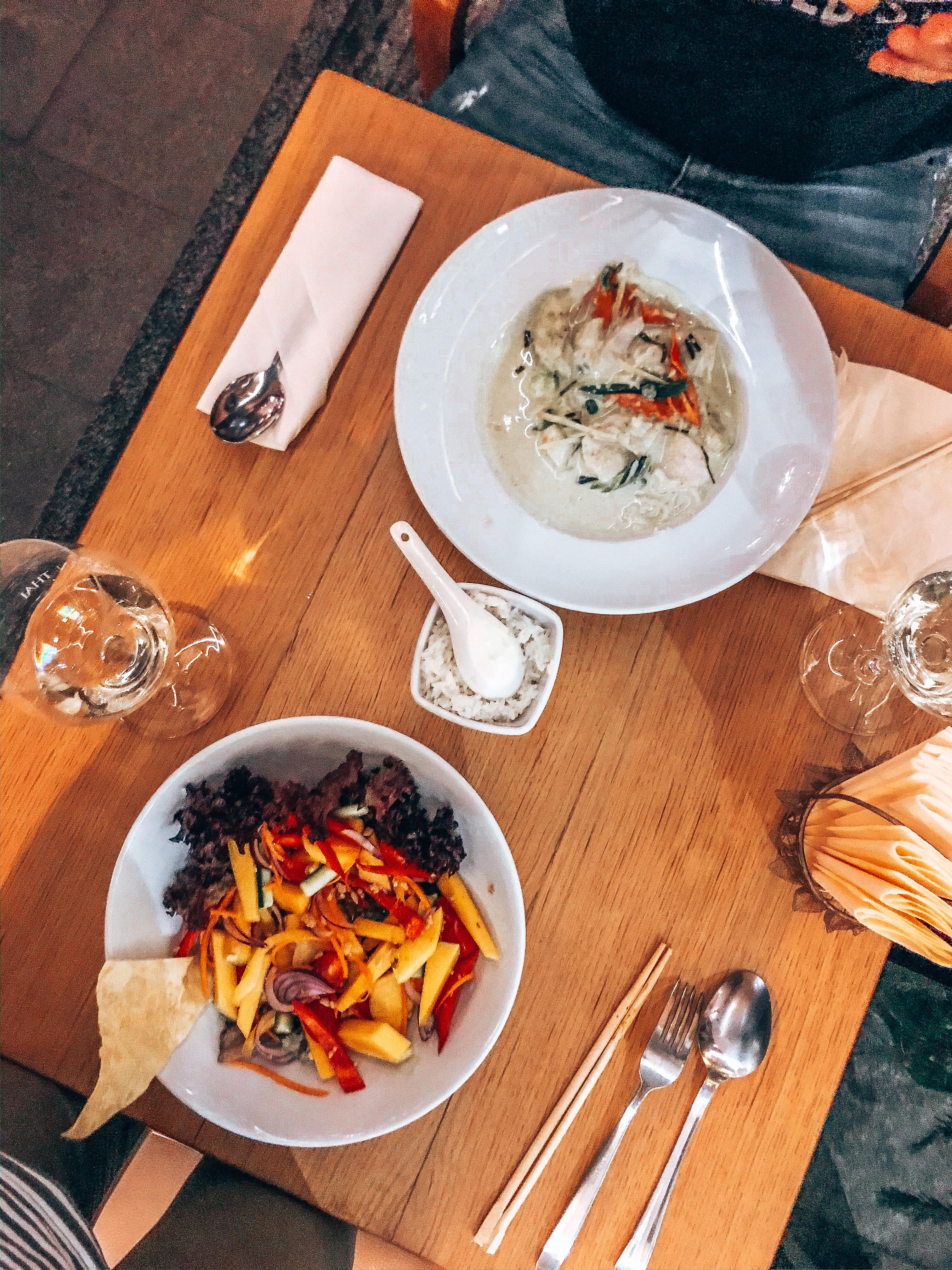 San Thai Autentyczne Tajskie W Restauracyjnym Wydaniu Travels Love Food