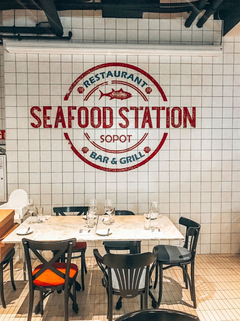 seafood station sopot